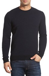 Men's Altea Diamond Pattern Crewneck Sweater