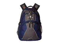 High Sierra Swerve Backpack True Navy Mercury Backpack Bags Blue
