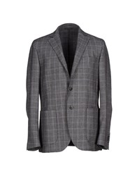 Peter Reed Suits And Jackets Blazers Men Grey