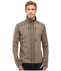 Kuhl Interceptr Jacket Oatmeal Men's Sweatshirt Brown