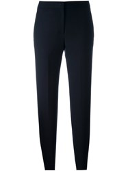 Paul Smith Slim Fit Trousers Blue