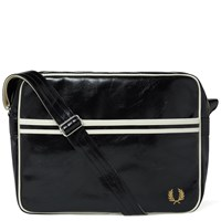 Fred Perry Classic Shoulder Bag Black