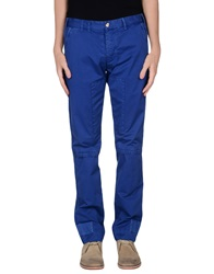 Blauer Casual Pants Bright Blue