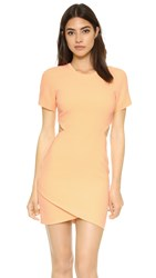 Elizabeth And James Skylyn Dress Tangerine