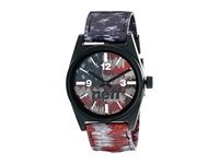 Neff Daily Woven Watch New America Watches Blue