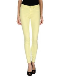 Marc By Marc Jacobs Casual Pants Acid Green