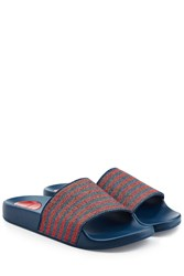 Marc Jacobs Cooper Sports Sliders Multicolor