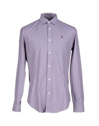 Master Coat Shirts Shirts Men Purple