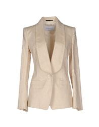 Viktor And Rolf Suits And Jackets Blazers Women Beige