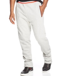 Sean John Big And Tall Taped Track Pants Matchlight Heather