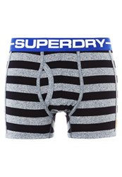 Superdry Shorts Denim Blue Jaspe Truest Navy Voltage Blue Dark Blue