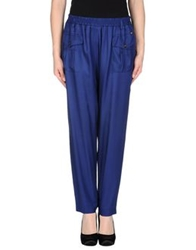 Casual Pants Blue