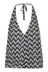 This Moment Sketch Print Top By Goldie Multi