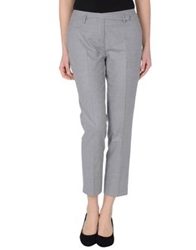 Kiltie Casual Pants Grey