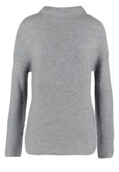 Kiomi Jumper Grey Mottled Grey