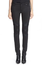 Women's Superfine 'Mean Jean' Embroidered Skinny Jeans