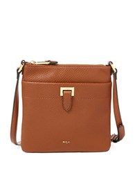 Lauren Ralph Lauren Carlisle Crossbody Bag Bourbon
