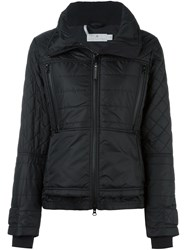 Adidas By Stella Mccartney 'Wintersport' Slim Jacket Black