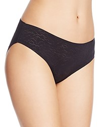 Chantelle Velvet Brief 2753 Black