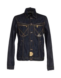 Roy Rogers Roy Roger's Denim Denim Outerwear Men Blue