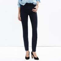 Madewell 10' High Riser Skinny Skinny Jeans In Captain Wash