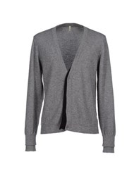 U Ni Ty Knitwear Cardigans Men Grey