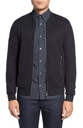 J. Lindeberg Men's Randall Quilted Jersey Jacket