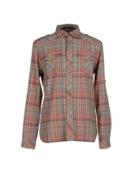 Mavi Jeans Shirts Red