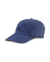 Polo Ralph Lauren Signature Pony Hat Carson Blue
