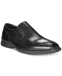Kenneth Cole Reaction Party Punch Loafers Men's Shoes Black
