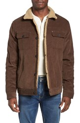 O'neill Men's Yukon Faux Shearling Lined Jacket