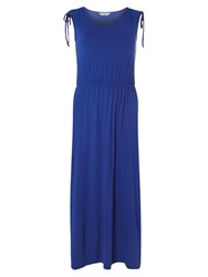 Dorothy Perkins Petite Maxi Dress Blue