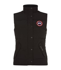 Canada Goose Freestyle Gilet Female Black