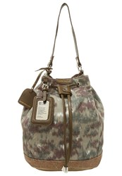 George Gina And Lucy Semi Sac Handbag Armyglam Oliv