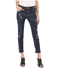 Dsquared Cool Girl Jeans In Blue