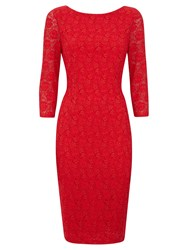 Fenn Wright Manson Floella Dress Red