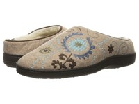Acorn Talara Mule Hazelwood Women's Slippers Navy