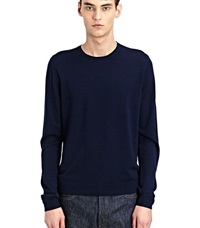 Acne Studios Clissold Sweater Blue