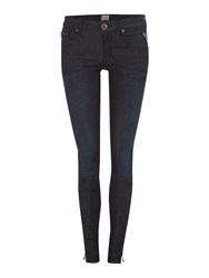 Replay Alanies Skinny Jeans Denim Indigo