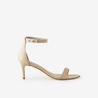 Common Projects Low Heel Strap Sandal Olive Taupe