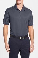 Men's Big And Tall Cutter And Buck 'Glendale' Drytec Moisture Wicking Polo Liberty Navy