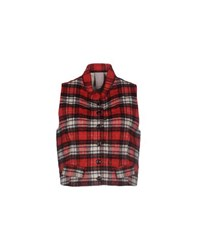 People Coats And Jackets Jackets Women Red