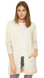 Maison Scotch Home Alone Oversized Cardigan Melange