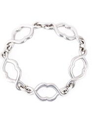 Stephen Webster 'Les Dents De La Mer' Links Bracelet Metallic