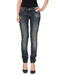 Zu Elements Zu Elements Denim Denim Trousers Women Blue