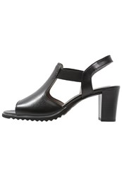 Ara Sandals Schwarz Black