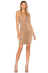 Wyldr Superstition Dress Beige