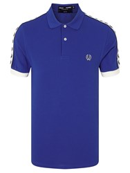 Fred Perry Sports Authentic Pique Polo Shirt Regal