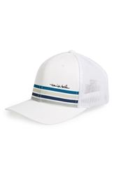 Travis Mathew 'Golden' Hat White