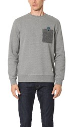 Penfield Elkhead Sweatshirt Grey